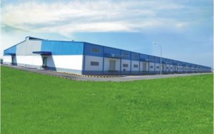 Growth of Warehouses - SLMT