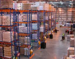 Procuring in warehouse